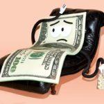 Kan je depressief worden van geld?