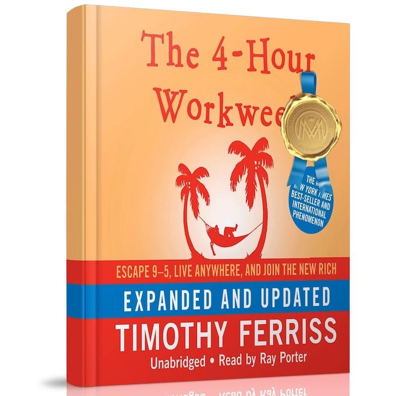 Boek de 4 urige werkweek van Tim Ferriss