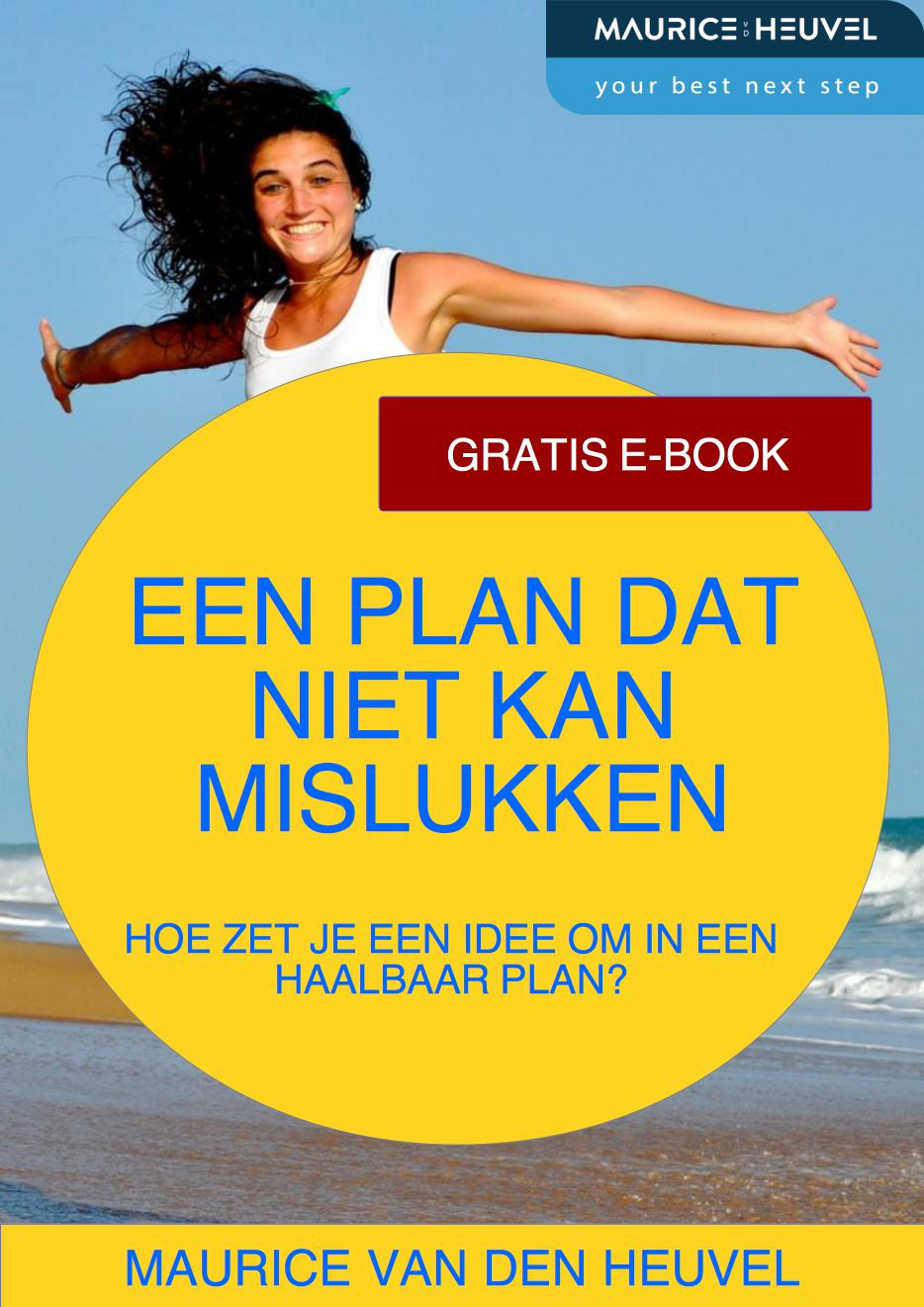 E-book van Maurice van den Heuvel